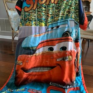Disney Other - Lightning McQueen toddler bedding set